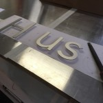 Project Signs - Open House Letter Fabrication