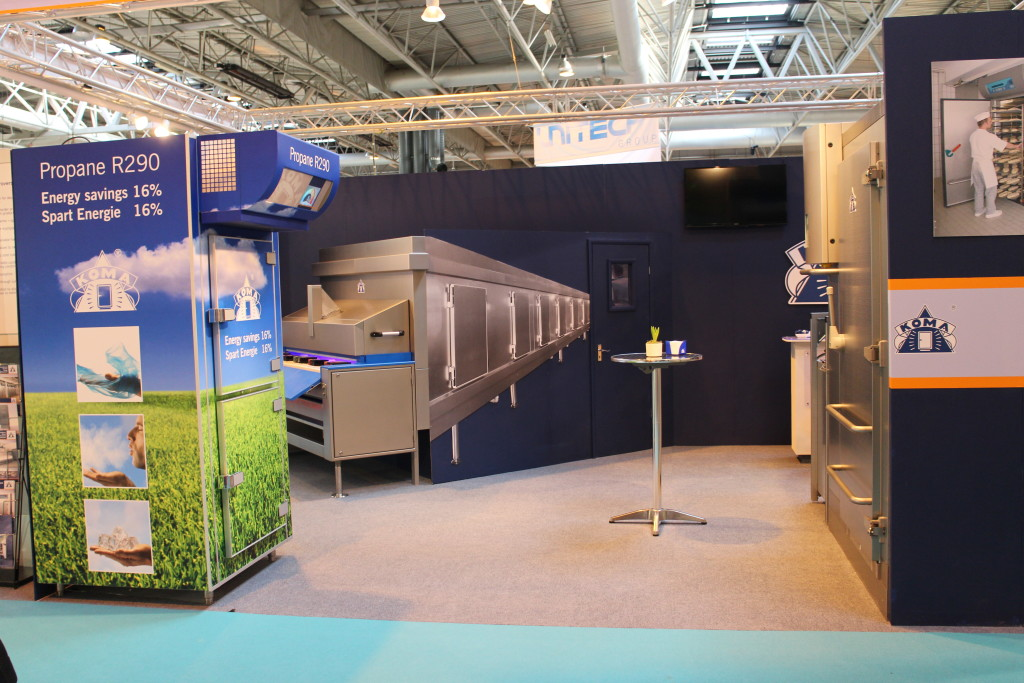 NEC Exhibition Stand