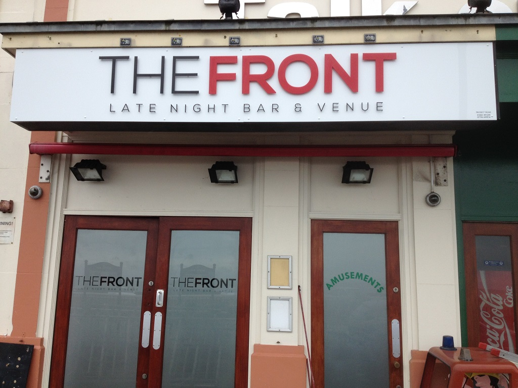 The Front Late Night Bar & Venue