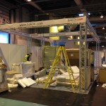 Project Signs - Koma/Bakon Stand Build Up