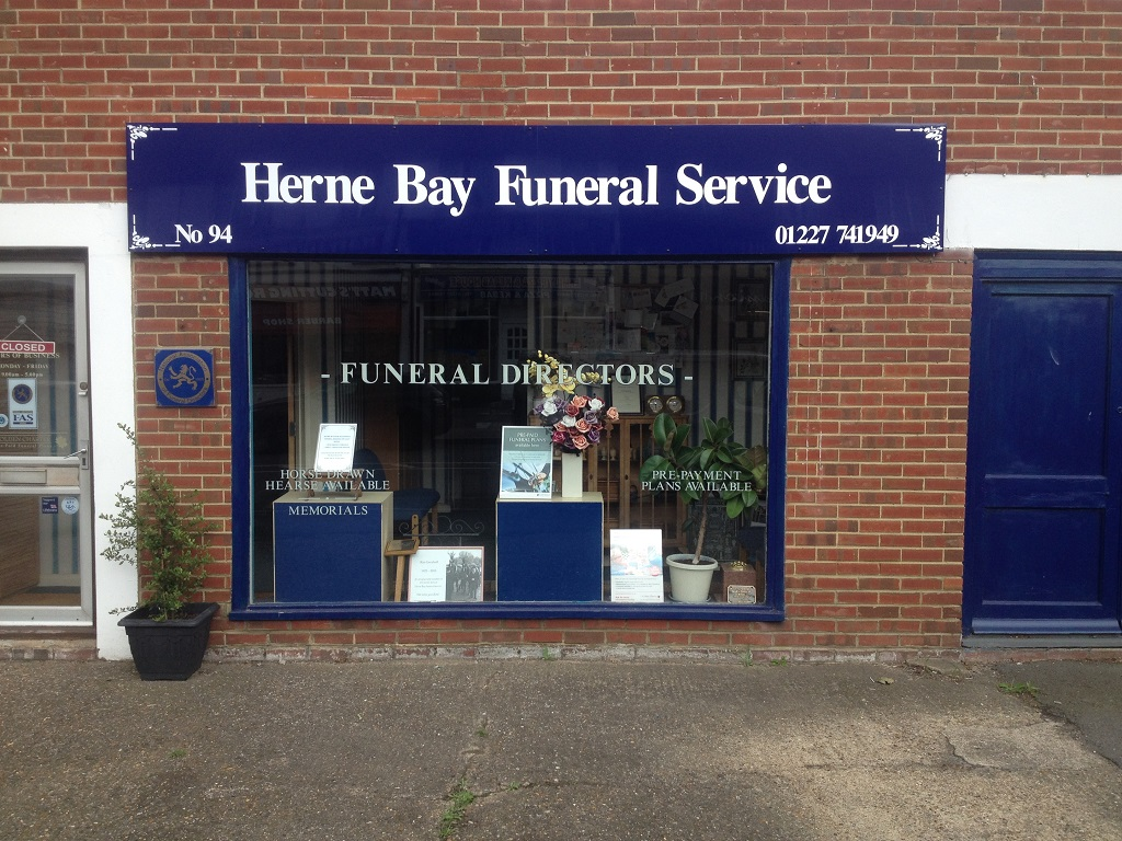 Herne Bay Funeral Service