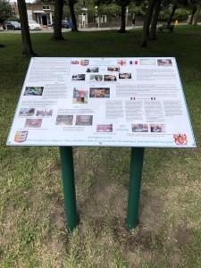 Project Signs- Birchington Parish Council Lectern 4