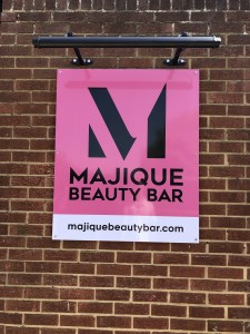 Project Signs- Majique Troff Light