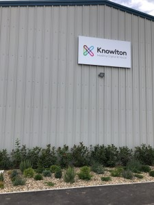 Project Signs- Knowlton Large Sign