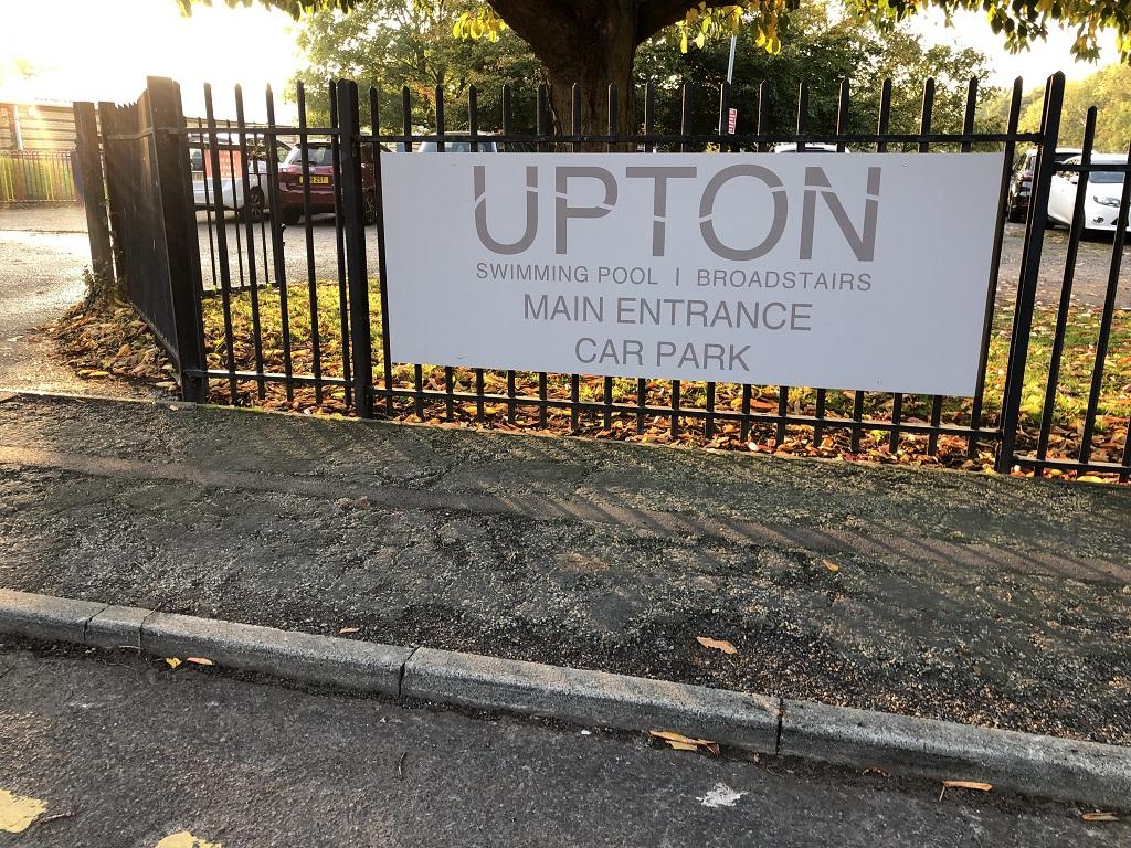 Upton Swimming Pool