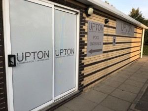 Project Signs- Upton Swimming Pool 4