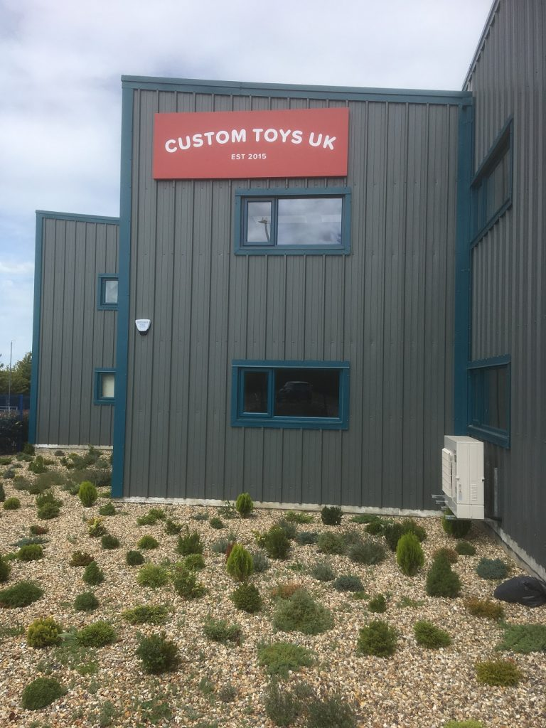 Project Signs - Custom Toys UK 3