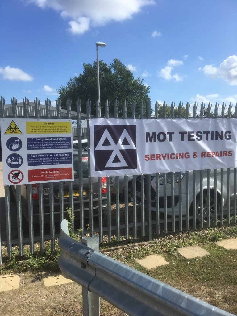 Project Signs - Injection Development Banner