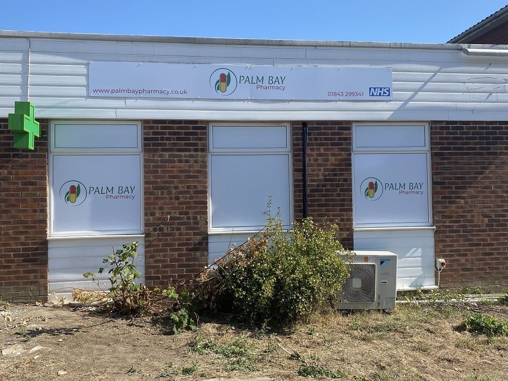 Project Signs - Palm Bay Pharmacy 2
