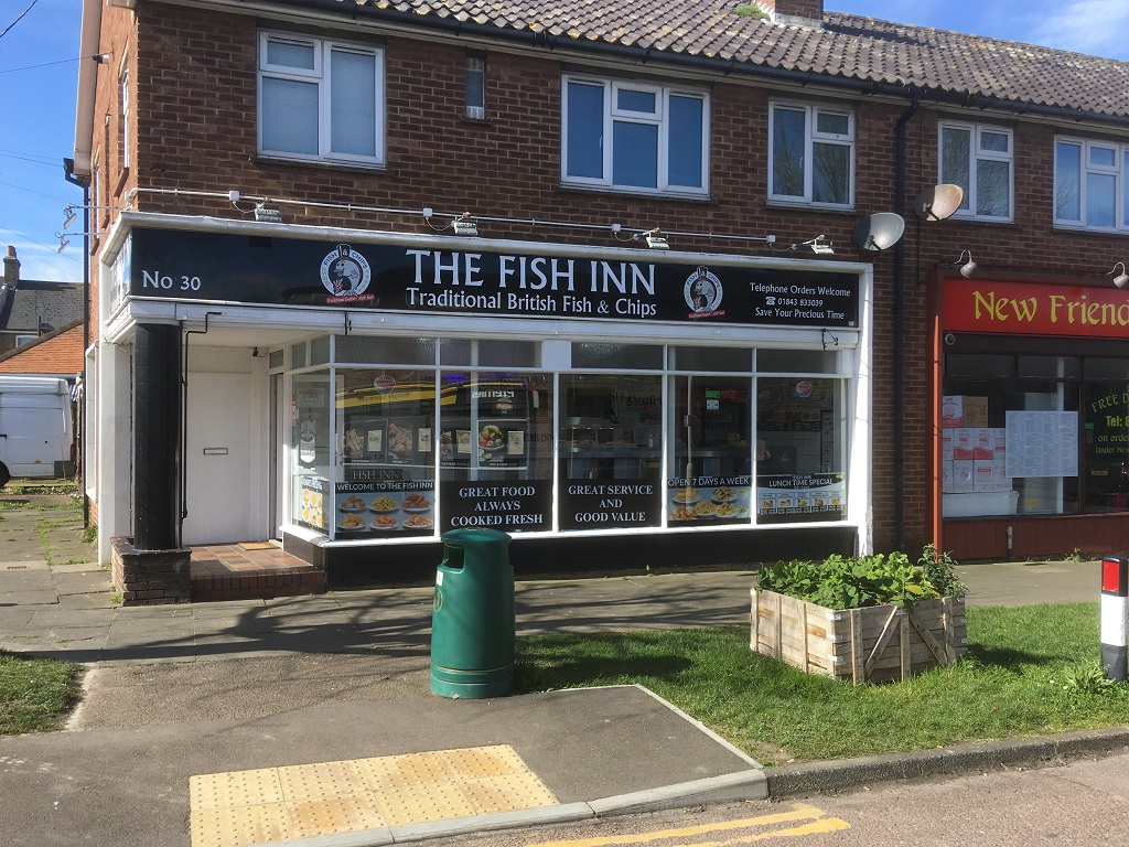 Project Signs - The Fish Inn