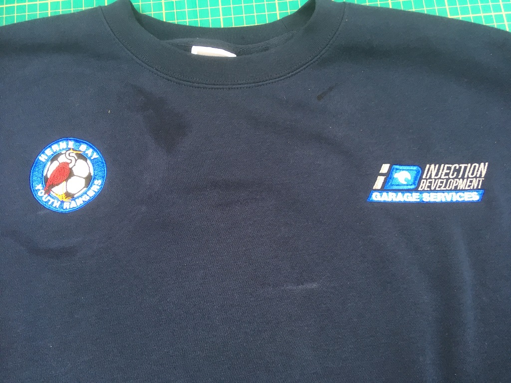 Project Signs - Shirt Embroidery 1