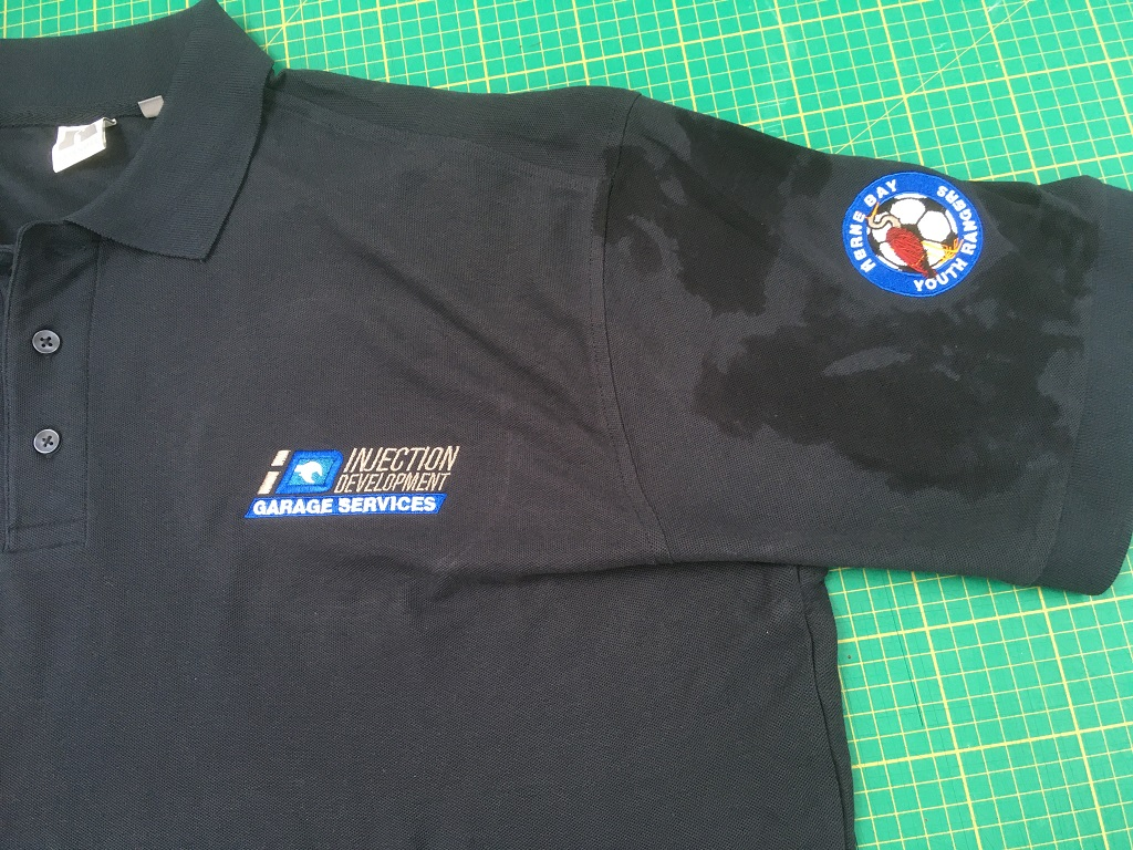 Project Signs - Shirt Embroidery 4